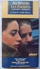 Au Revoir Les Enfants (Goodbye, Children) [VHS 1987]