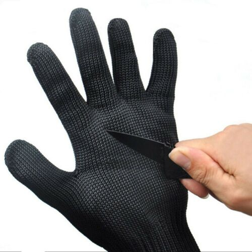 Gloves Working Protective Cut-Resistant Anti Abrasion Safety Army-Grade