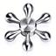 Bangers-doigt-Spinner-main-Spin-Titanium-EDC-Bearing-Focus-Stress-Jouet-Arc-en-UK miniature 2