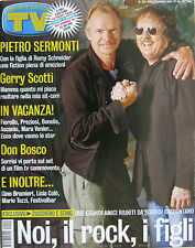 SORRISI 29 2004 Zucchero Flavio Insinna Sarah Biasini Gino Bramieri Maria Mazza