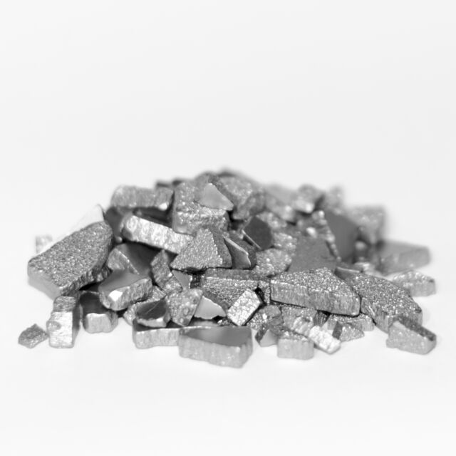 6oz Pure Iron Metal 99.98 Electrolytic Flake / Chips ...