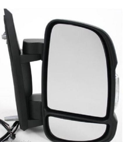 Rétroviseur DROIT Miroir à électrique POUR CITROEN JUMPER 06- SHORT CHAUFFANT