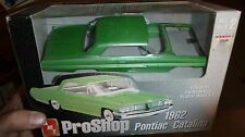 AMT 1962 PONTIAC CATALINA 421SD PRO SHOP Model Car Mountain KIT 1/25 FS GREEN