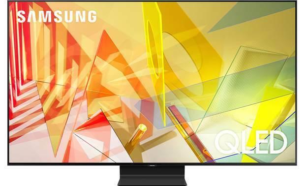 Samsung QN85Q90TA QLED 85 Quantum 4K UHD HDR Smart TV QN85Q90TAFXZA 2020 Model. Available Now for 3499.00