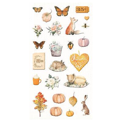 Prima Santorini Collection Puffy Stickers 994259
