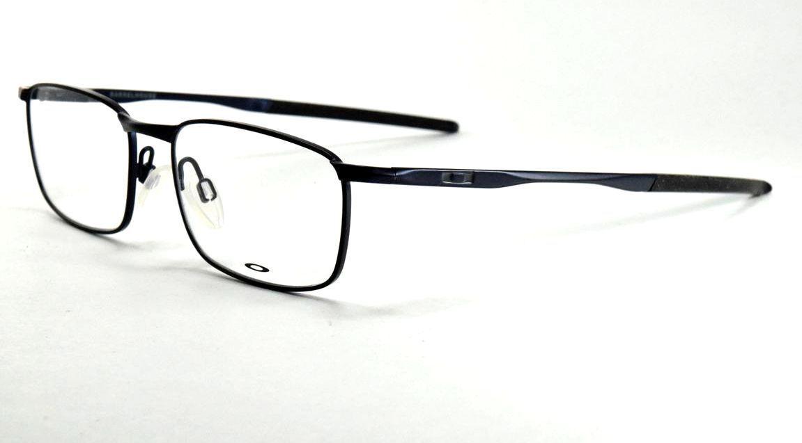 cac487cf372a Oakley Barrelhouse Ox3173-0452 Matte Midnight 52mm Eyeglasses Frame ...