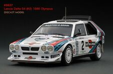 *RARE!* HPI #8637 Lancia Delta S4 #2 Martini 1986 Olympus Rally 1/43 model