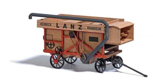 Busch 60100 Dreschmaschine Lanz 1:43 neu OVP