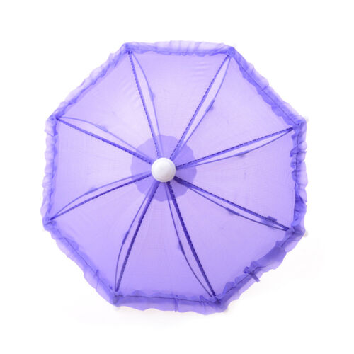Doll Accessories Umbrella for 16 Inch 18 Inch Doll Toys Girls Christmas Gift HI