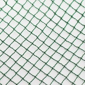 Vogelschutznetz Laubschutznetz 8x8m Teichnetz Baumschutznetz Kirschbaumnetz