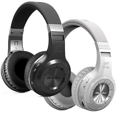 Bluedio Turbine Hurricane H Bluetooth v4.1 Wireless Stereo Headphones Headset