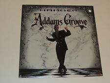 "HAMMER addams groove 12"" RECORD MC HAMMER ADDAM'S M.C. SOUNDTRACK ADAMS SEALED"