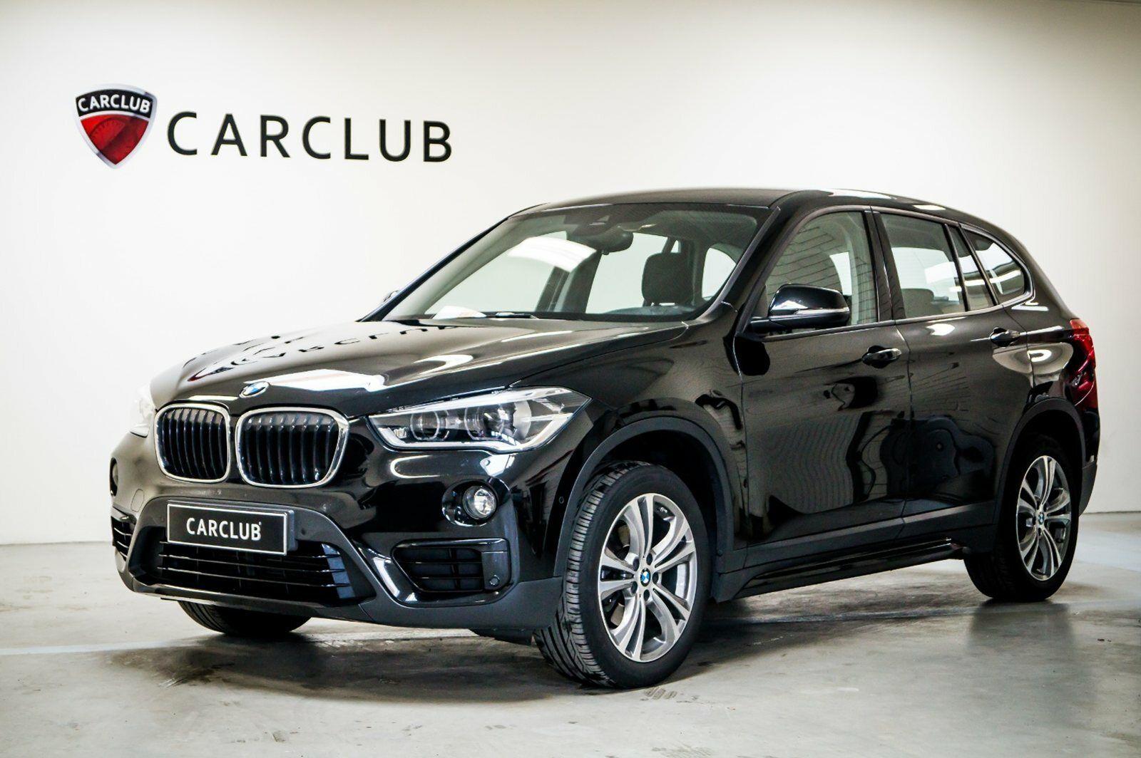 BMW X1 2,0 sDrive18d aut. 5d - 349.900 kr.