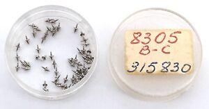 NOS-New-1Pc-Seiko-8305-B-C-315-830-Piece-de-Rechange-315830-Original-Vintage