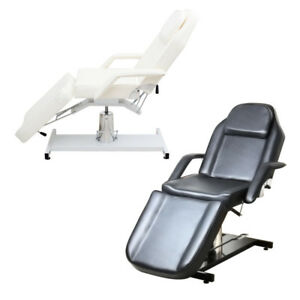 Wondrous Details About Hydraulic Beauty Massage Table Bed Recliner Tatoo Treatment Cosmetic Couch Chair Pabps2019 Chair Design Images Pabps2019Com