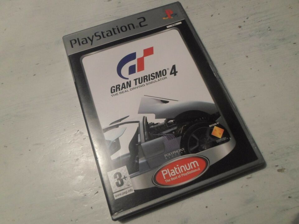 Gran Turismo 4, PS3
