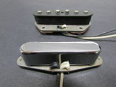 """Hand Wound Telecaster """"Robben Ford"""" inspired pickup set  **IN STOCK**"""