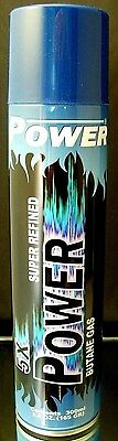 SUPER PURE ^^ DUNHILL^^ POWER BUTANE FUEL, 5x REFINED, 300 ml (165 GR)