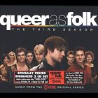 Queer as Folk: The Third Season by Original Soundtrack (CD, May-2003, 2 Discs, Tommy Boy)
