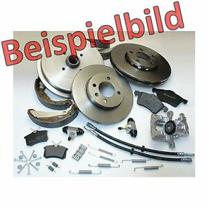 Bremse Set Kit Vorderachse VW Polo 86C 86**