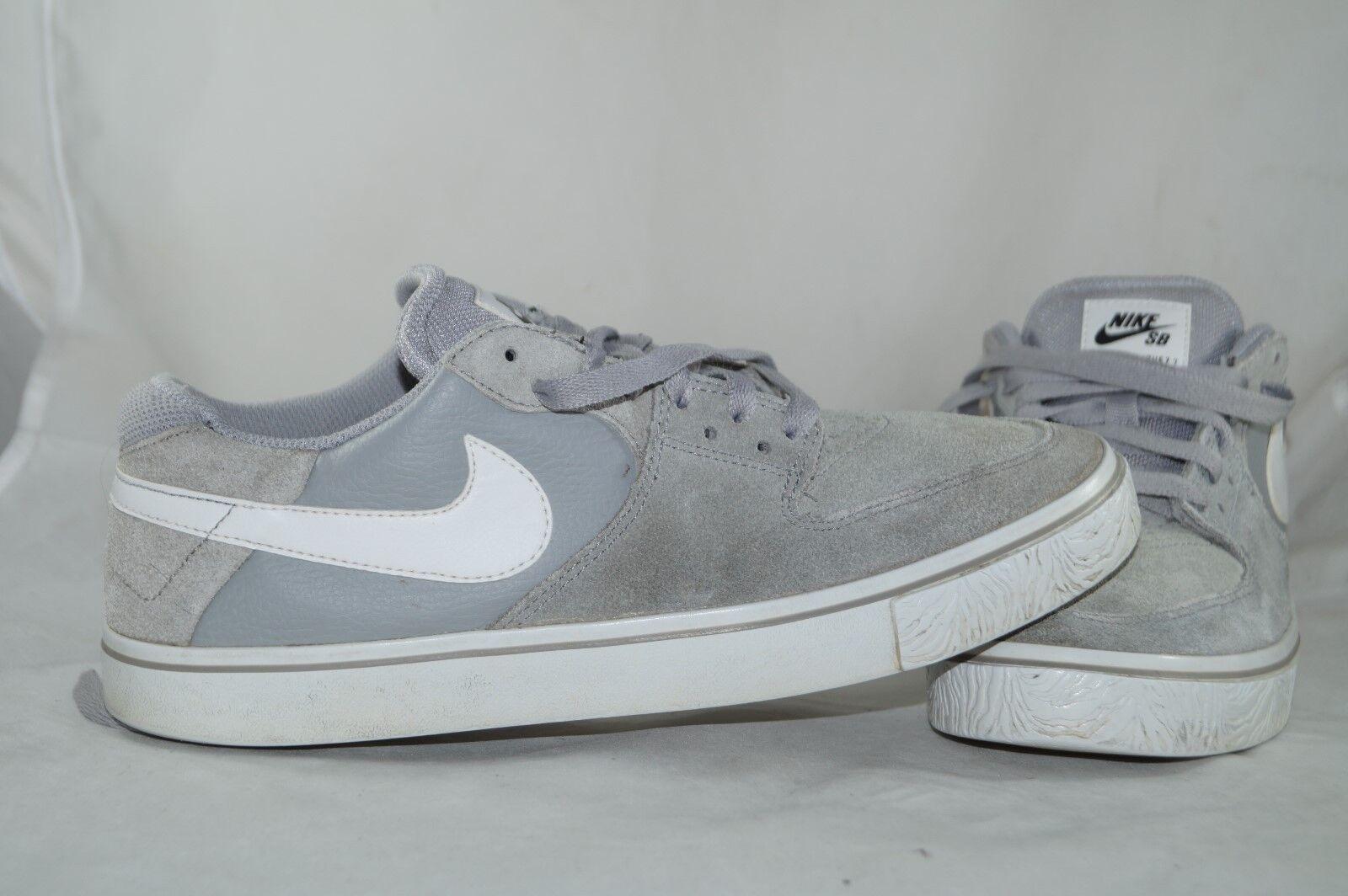 NIKE SB PAUL RODRIGUEZ 7 GR: 42,5 - 42 42 42 grigio low Tops Scarpe Skater | caratteristica  | Uomini/Donne Scarpa  | Uomo/Donna Scarpa  211748