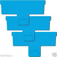 Continuum Aquablade•p Acrylic Safe Replacement Blade 3 Pack Free Usa Ship