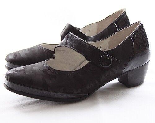 Bosque alfil Hosana Hosana Hosana pumps zapatos negro 590302-206-001  más descuento