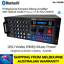 SONKEN-SA-720RB-KARAOKE-MIXING-AMPLIFIER-950-WATTS-BLUETOOTH-FUNCTION thumbnail 1