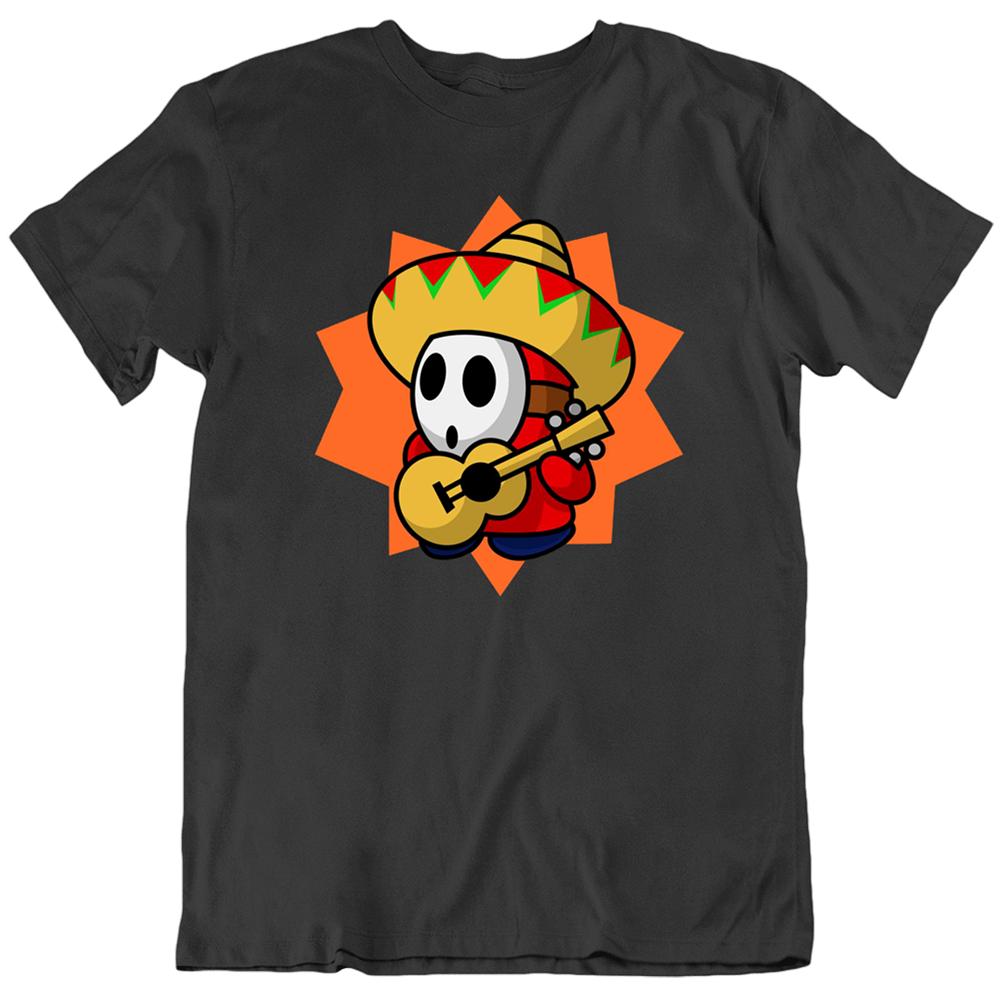 SHY Guys Hamburger et Frites Drôle Jeu Vidéo T Shirt