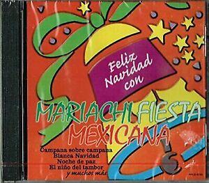 Feliz Navidad Il Divo.Details About Feliz Navidad Con Mariachi Fiesta Mexicana Audio Cd Used Very Good