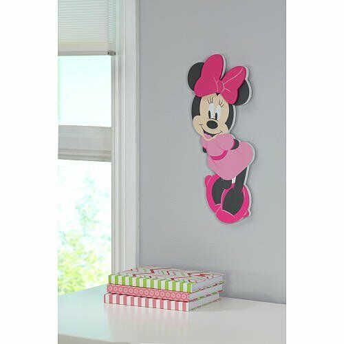 Disney Baby Minnie Mouse Polka Dots Wall Hanging Decoration