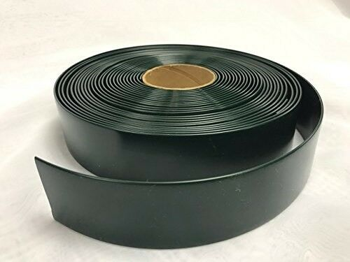 "2/""x30/' Ft Vinyl Patio Lawn Furniture Repair Strap Strapping Dark Green"