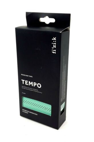 Fizik Tempo Microtex Bondcush Classic Road Bike Bar Tape Bianchi Green