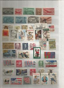 Etats-Unis-Amerique-TIMBRES-STAMPS-SELLOS-timbres