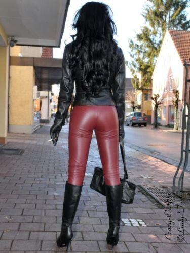 32 Jacke Blouson Xxxl 58 Größe Leder Lederjacke Xs Schwarz dXqwzOz