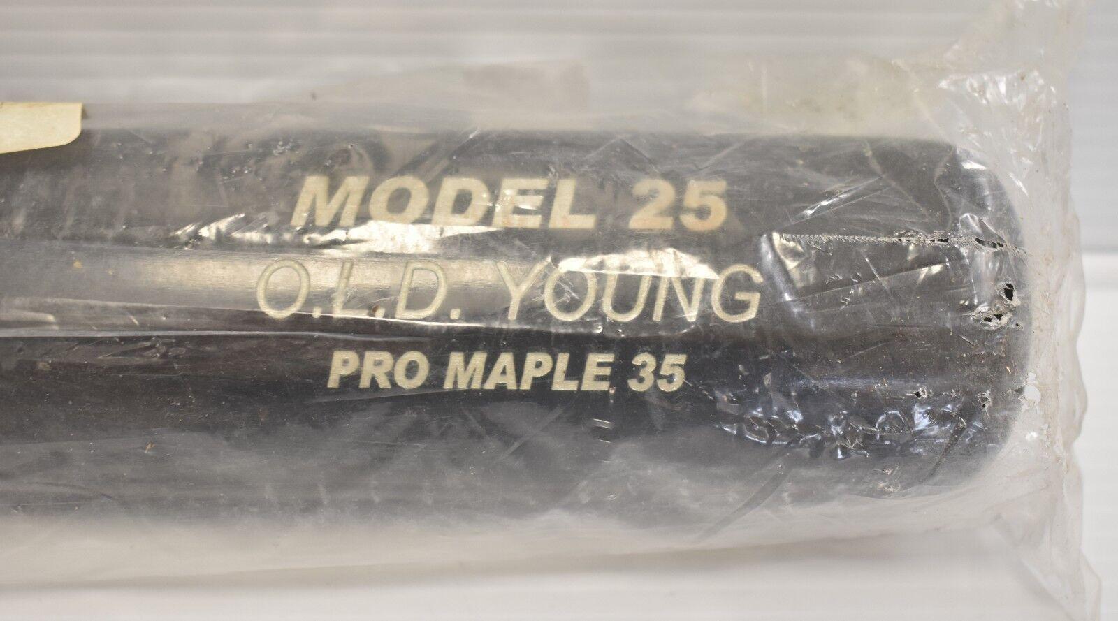 Nuevo Arce Pro X Bat imperfección Madera de arce bate de béisbol 34  o.l.d. joven