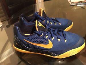 RARE Nike Kobe Bryant 9 IX Gym Blue