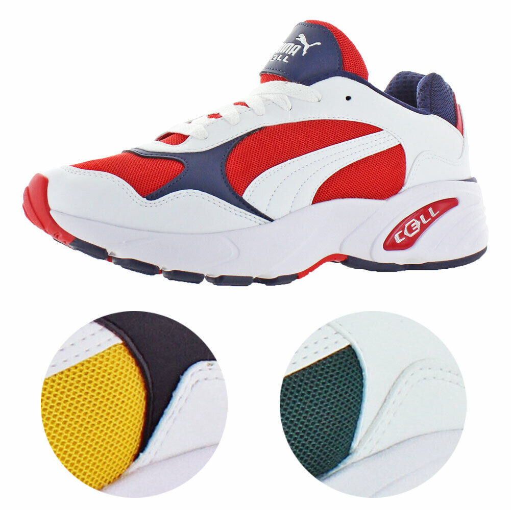 Puma Men's Cell Viper Men's Retro 90's Dad Sneaker Trainers
