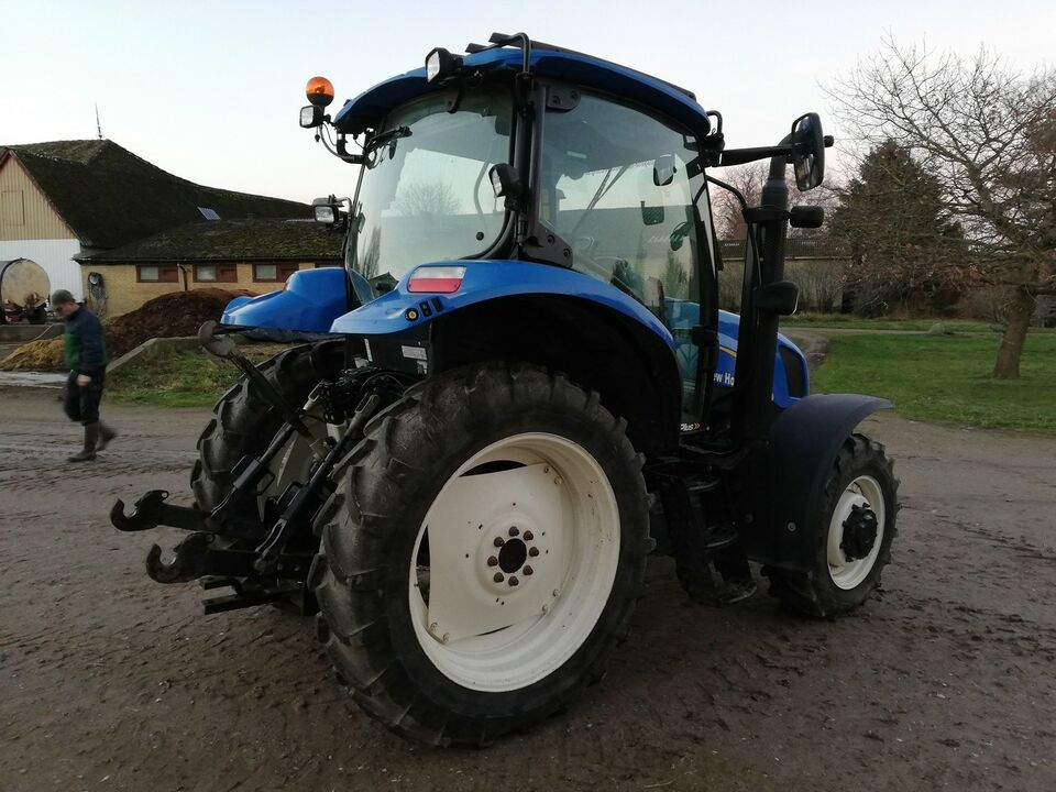 New Holland , T6010, 1441 timer