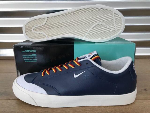 new styles 244db 0b70a Nike SB Zoom Blazer Low XT QS Quartersnacks Shoes Navy Sail SZ ( AQ3499-411  )