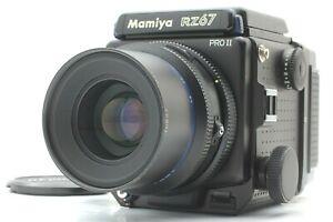 Quasi-Nuovo-RZ67-Pro-II-film-macchina-fotografica-con-Sekor-Z-90mm-F-3-5W-120mm-di-ritorno-dal