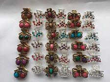 Wholesale Joblot Mini Capelli Claw Clamps Accessori Per Capelli Clip per capelli 11pc