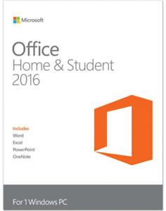 MICROSOFT-OFFICE-2016-HOME-amp-STUDENT-for-WINDOWS-1PC-Lifetime