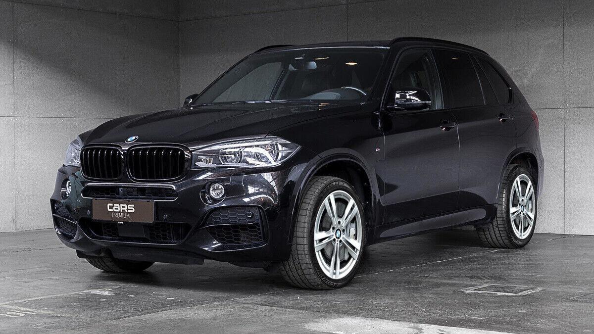 BMW X5 3,0 M50d xDrive aut. 5d - 4.050 kr.