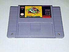 Brutal Mario World  - game For SNES Super Nintendo -  Platform