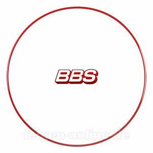bbs anfahrschutz rot lackiert 20 zoll f r bbs ch r ch r2. Black Bedroom Furniture Sets. Home Design Ideas