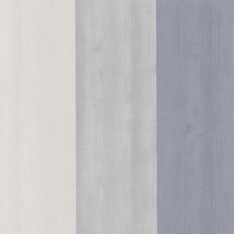 29246102 - Baltic bluee Stripes Casadeco Wallpaper