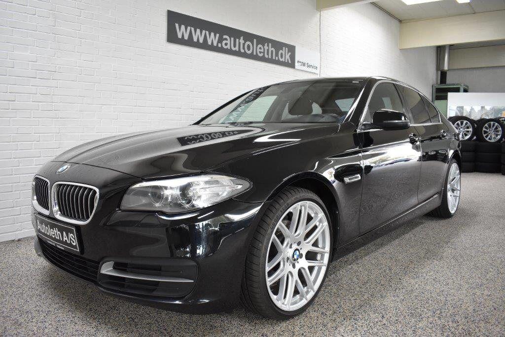 BMW 520d 2,0 aut. 4d - 304.900 kr.