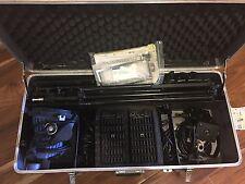 Arri 3 Light Kit w Stands & Travel Case (2 LoCaster LED Panels, 1 Arrilite 750+)