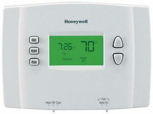 New HONEYELL PROGRAMMABLE 7-Day THERMOSTAT -- Save on Energy Costs with these easy to install thermostats! Canada Preview